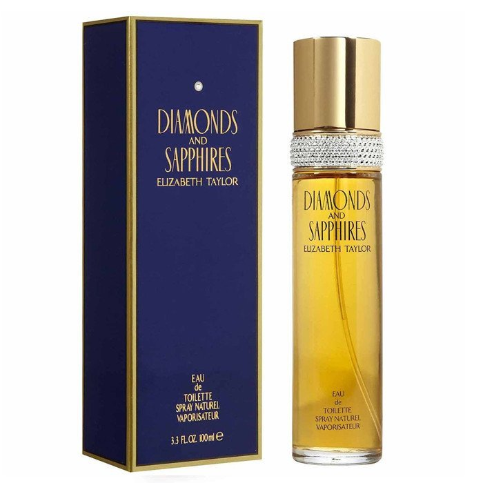 WOMENS FRAGRANCES - Diamonds And Sapphires 3.4 EDT For Women