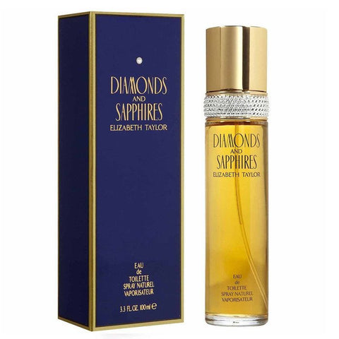 Diamonds and Sapphires 3.4 EDT for women