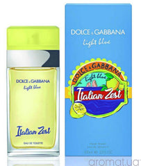 WOMENS FRAGRANCES - Dolce Gabbana Light Blue Italian Zest 3.3 Oz EDT For Woman