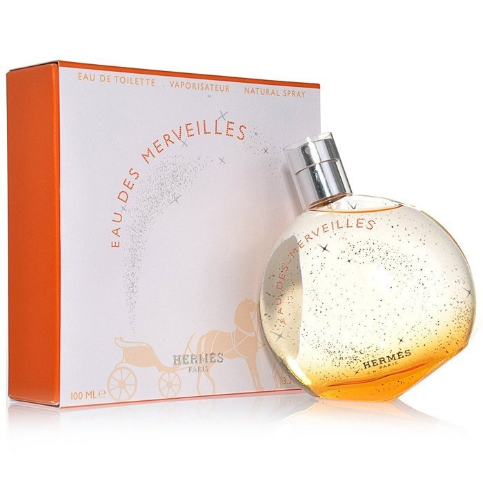 WOMENS FRAGRANCES - Eau De Merveilles 3.3 Oz EDT For Women