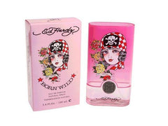 WOMENS FRAGRANCES - Ed Hardy Born Wild 3.4 Oz SP For Woman
