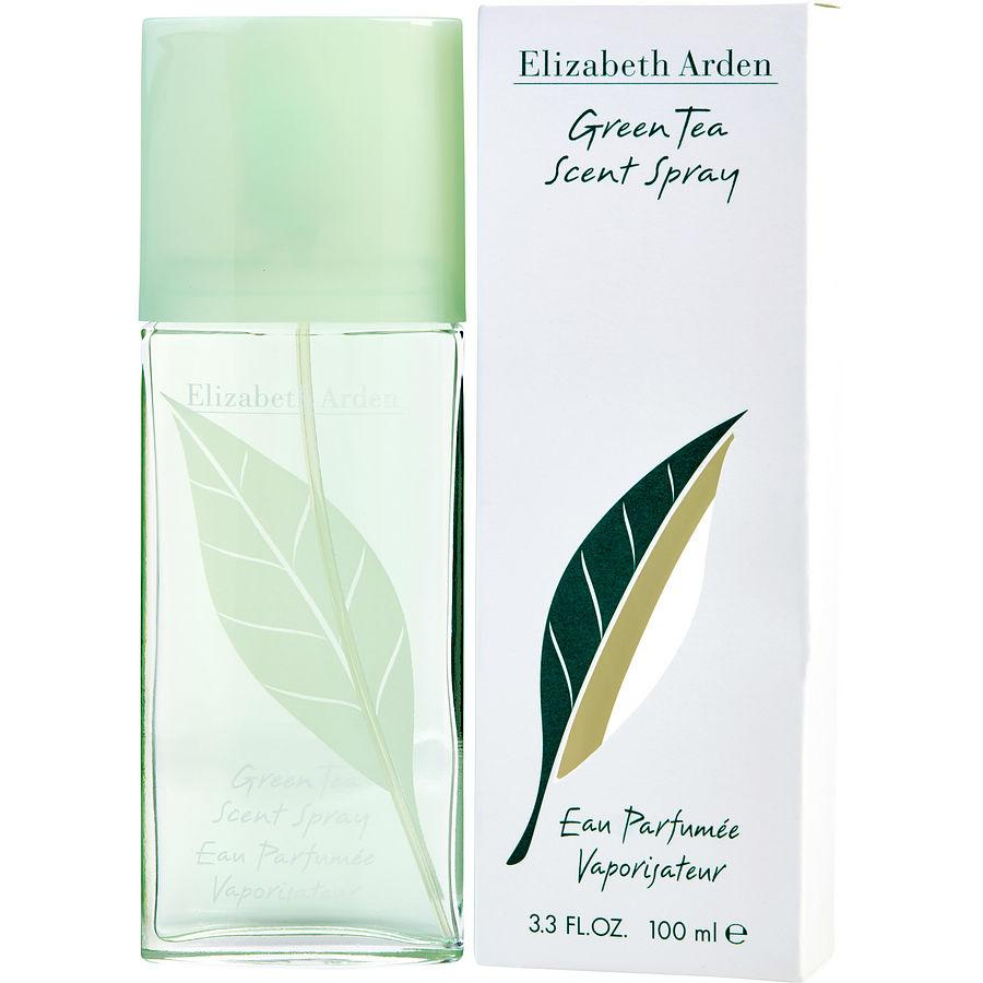 WOMENS FRAGRANCES - Elizabeth Arden Green Tea 3.4 Oz EDP For Women