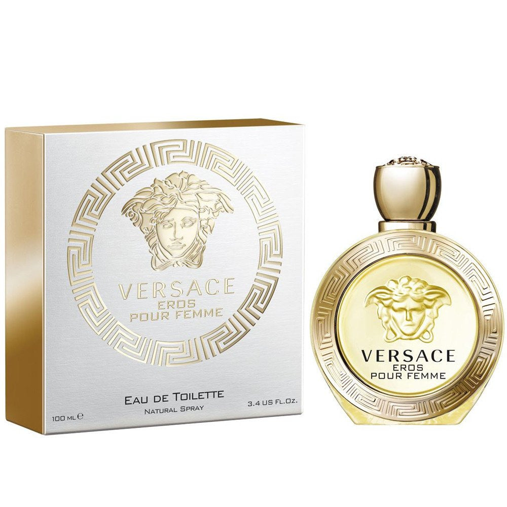 WOMENS FRAGRANCES - Eros Femme 3.4 Oz EDT For Women