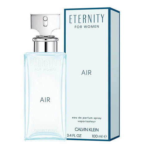Eternity Air 3.4 oz EDP for woman