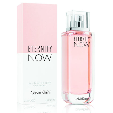 Eternity Now 3.4 oz EDP for women