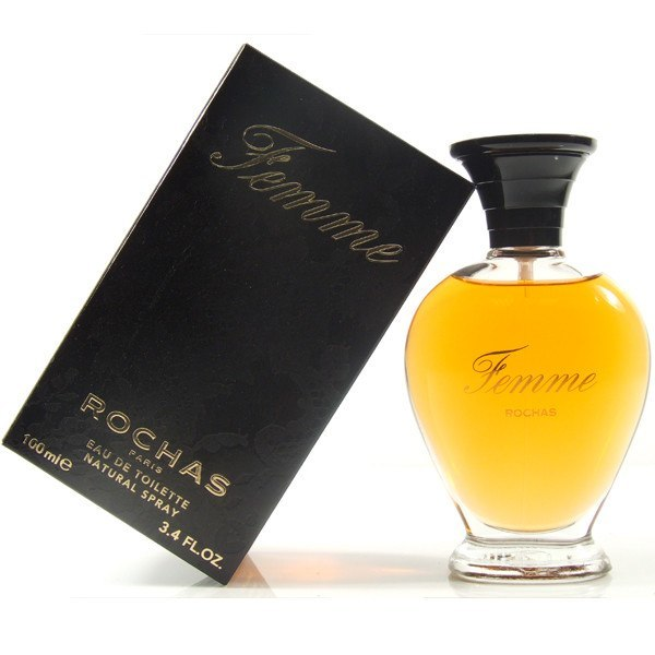 WOMENS FRAGRANCES - Femme 3.4 Oz EDT For Women