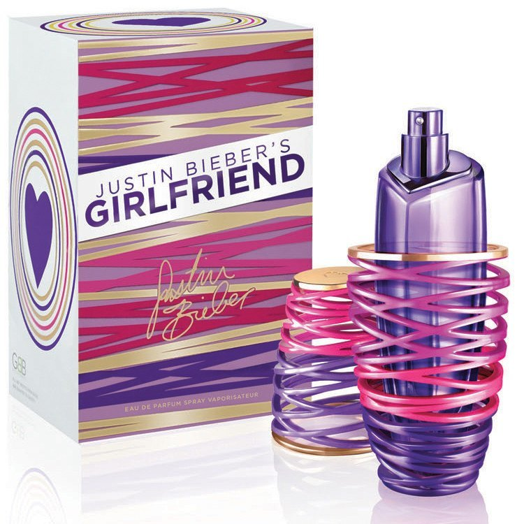 WOMENS FRAGRANCES - Girlfriend 3.4 Oz EDP For Women