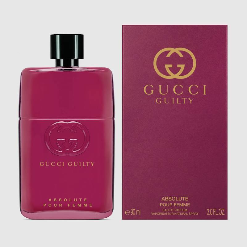 WOMENS FRAGRANCES - Gucci Guilty Absolute Pour Femme 3.0 Oz EDP For Woman