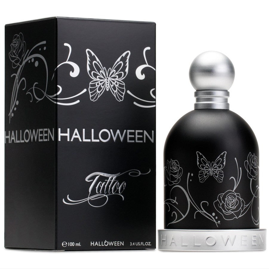 WOMENS FRAGRANCES - Halloween Tattoo 3.4 Oz EDT For Women