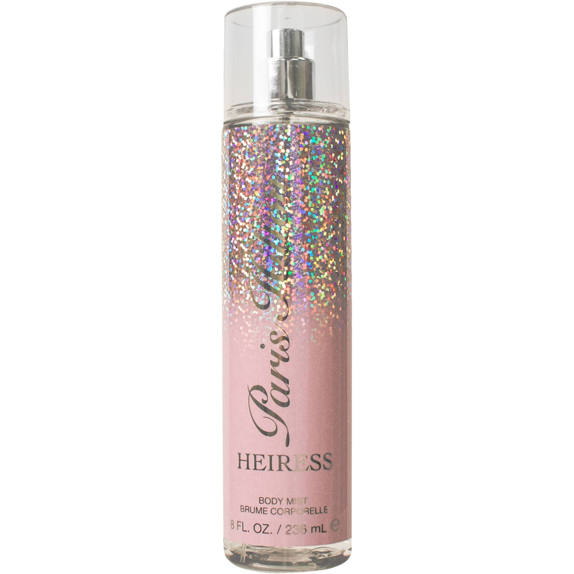 WOMENS FRAGRANCES - Heiress Paris Hilton 8 Oz Body Mist For Woman
