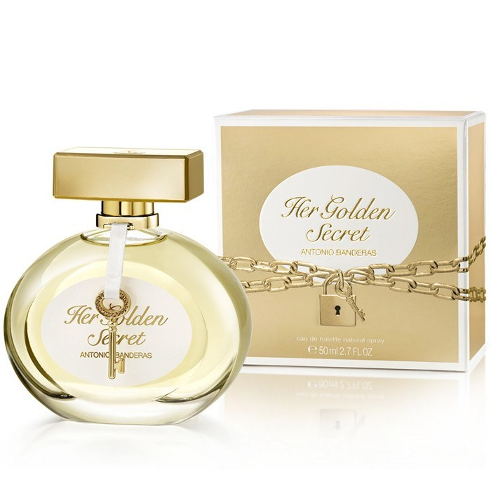 WOMENS FRAGRANCES - Her Golden Secret 2.7 EDT For Women
