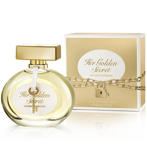 Her Golden Secret 2.7 EDT for women