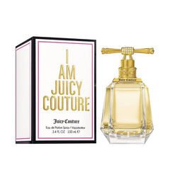 WOMENS FRAGRANCES - I Am Juicy Couture 3.4 Oz EDP For Women