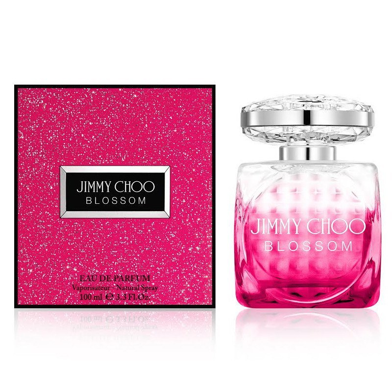 WOMENS FRAGRANCES - Jimmy Choo Blossom 3.4 EDP For Women