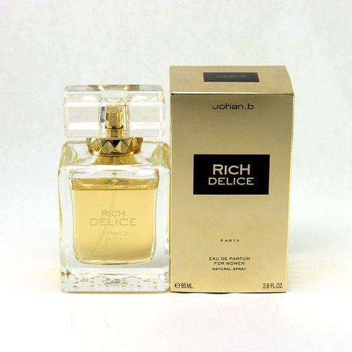 WOMENS FRAGRANCES - Johan B Rich Delice 2.8 Oz EDP For Women