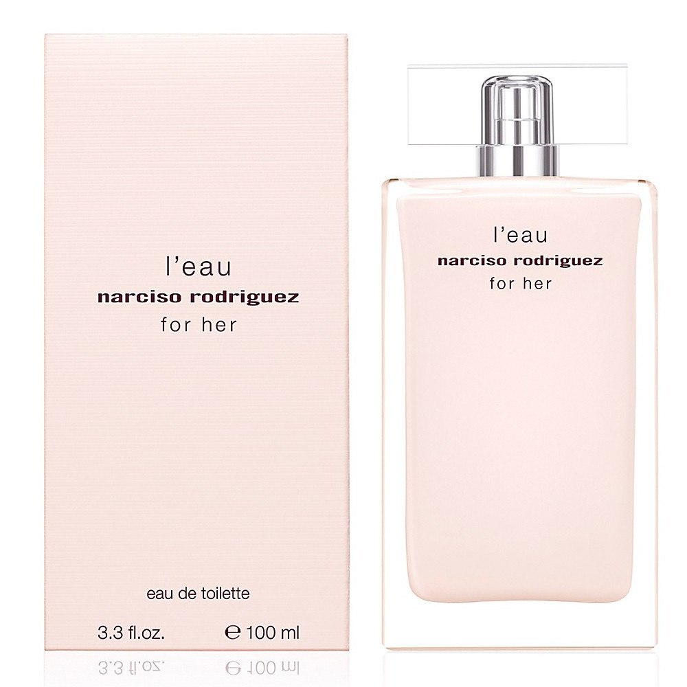 WOMENS FRAGRANCES - L'Eau Narciso Rodriguez For Her 3.3 Oz EDT