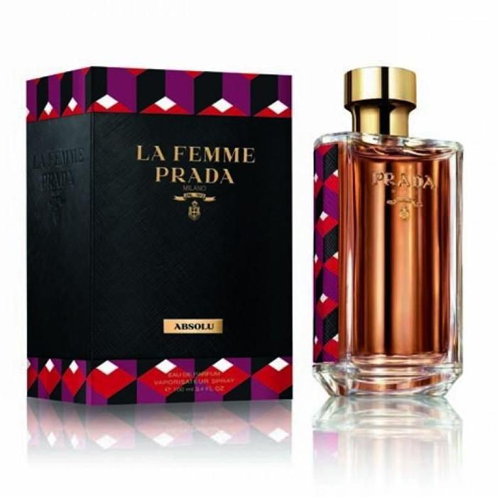 WOMENS FRAGRANCES - La Femme Prada Absolu 3.4 Oz EDP For Women