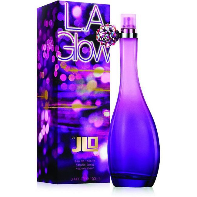 WOMENS FRAGRANCES - LA Glow 3.4 Oz EDT For Women