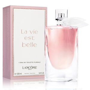 WOMENS FRAGRANCES - La Vie Est Belle L'Eau De Toilette Florale 3.4 Oz For Women