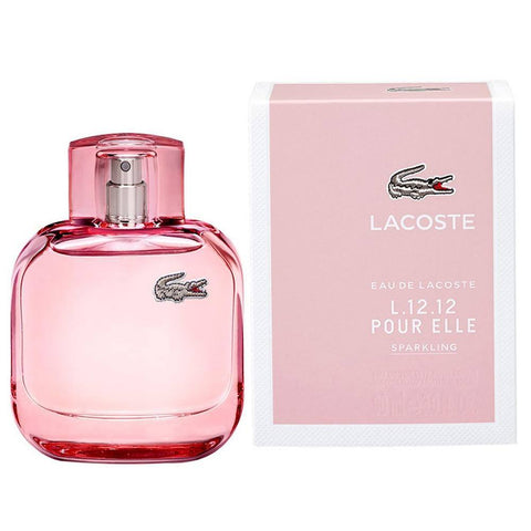 Lacoste L.12.12 Pour Elle Sparkling 3.0 EDT for women