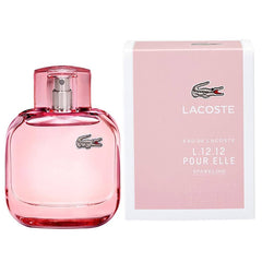 WOMENS FRAGRANCES - Lacoste L.12.12 Pour Elle Sparkling 3.0 EDT For Women