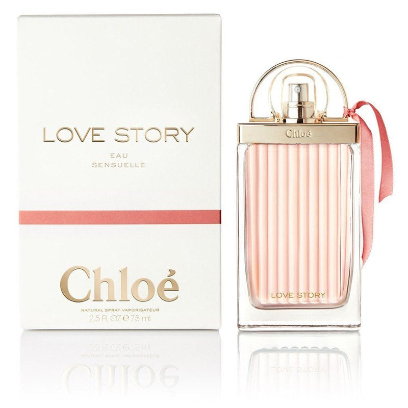 WOMENS FRAGRANCES - Love Story Eau Sensuelle EDP 2.5 Oz For Women