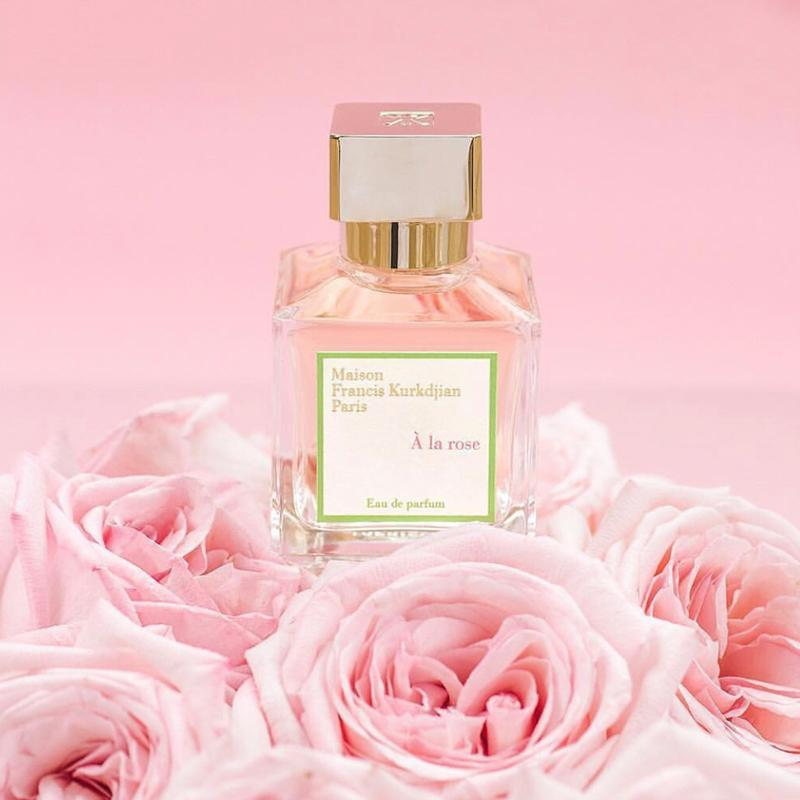 WOMENS FRAGRANCES - Maison Francis Kurkdjian Paris A La Rose 2.4 Oz EDP