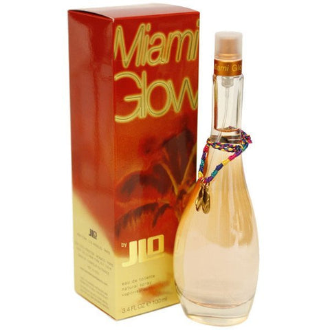 Miami Glow 3.4 oz EDT for women
