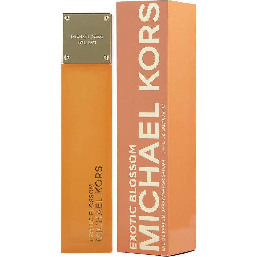 WOMENS FRAGRANCES - Michael Kors Exotic Blossom 3.4 Oz EDP For Woman