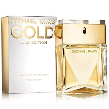 WOMENS FRAGRANCES - Michael Kors Gold Luxe Edition 3.4 Oz EDP For Woman