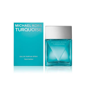WOMENS FRAGRANCES - Michael Kors Turquoise 3.4 Oz EDP For Woman
