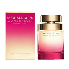 WOMENS FRAGRANCES - Michael Kors Wonderlust Sensual Essence 3.4 Oz EDP For Woman