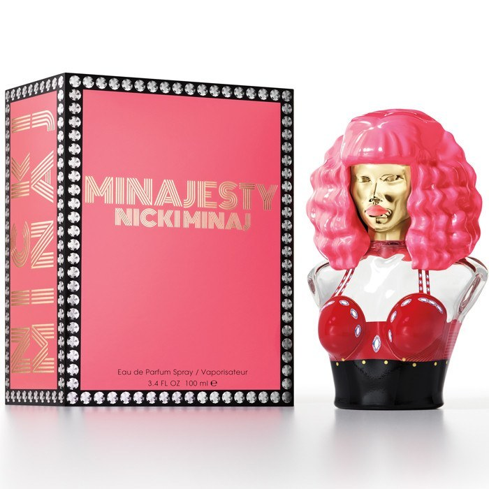 WOMENS FRAGRANCES - Minajesty 3.4 EDP For Women