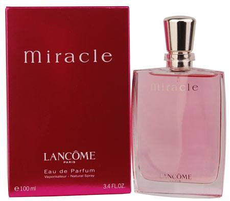 WOMENS FRAGRANCES - Miracle 3.4 Oz EDP For Women