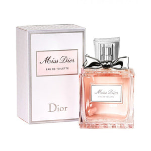 WOMENS FRAGRANCES - Miss Dior 3.4 Oz EDT For Woman