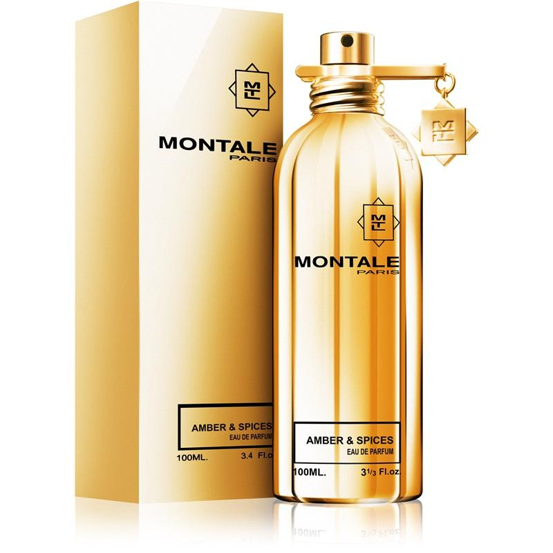 WOMENS FRAGRANCES - Montale Amber & Spices 3.4 Oz EDP For Woman