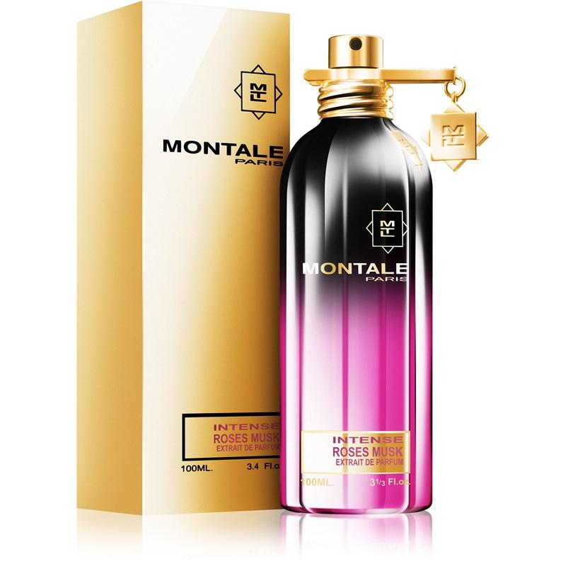WOMENS FRAGRANCES - Montale Intense Roses Musk 3.4 Oz EDP For Woman