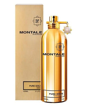 WOMENS FRAGRANCES - Montale Pure Gold 3.4 Oz EDP For Woman