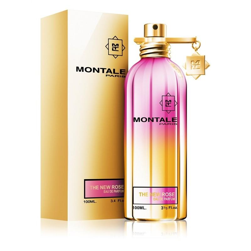 WOMENS FRAGRANCES - Montale The New Rose 3.4 Oz EDP For Woman