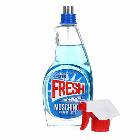 Moschino Fresh Couture 3.4 oz EDT for women