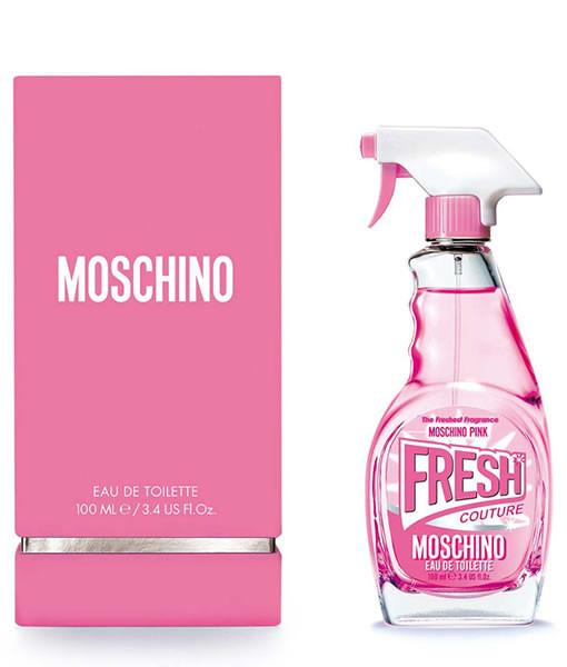 WOMENS FRAGRANCES - Moschino Fresh Pink 3.4 Oz EDT For Woman
