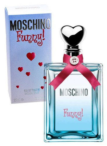 Moschino Funny 3.4 oz EDT for women