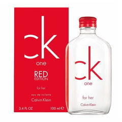 WOMENS FRAGRANCES - One Red 3.4 Oz EDT For Women