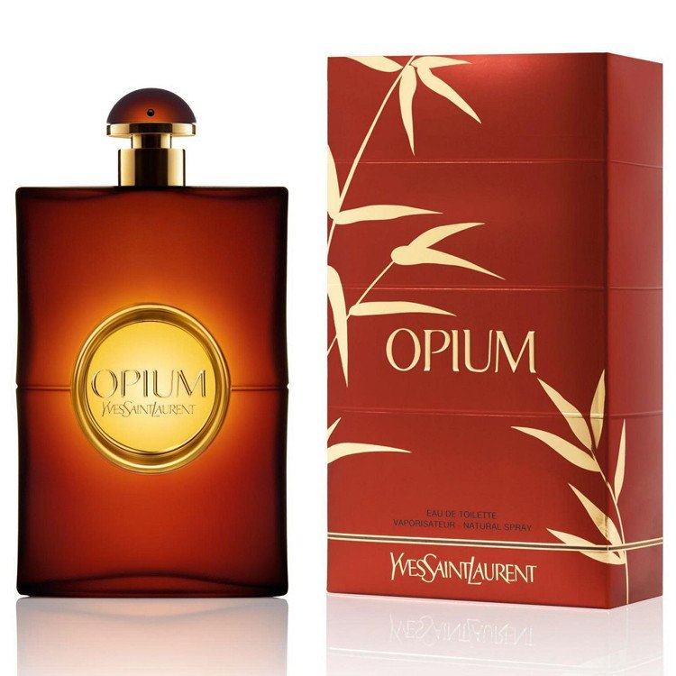 WOMENS FRAGRANCES - Opium 3.0 Oz EDT For Women