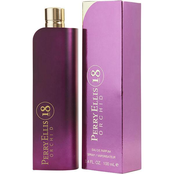 WOMENS FRAGRANCES - Perry Ellies 18 Orchid 3.4 Oz EDP For Women