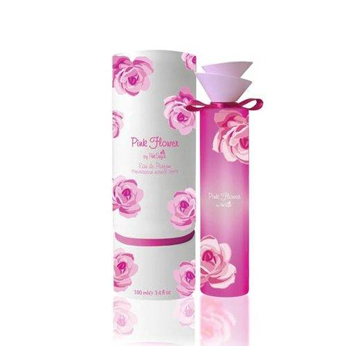WOMENS FRAGRANCES - Pink Flower By Pink Sugar 3.4 Oz EDP For Woman