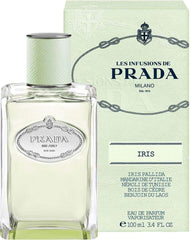 WOMENS FRAGRANCES - Prada Infusion D'Iris 3.4 Oz EDP For Women
