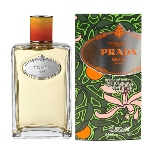 WOMENS FRAGRANCES - Prada Infusion D'Oranger 3.4 Oz For Woman