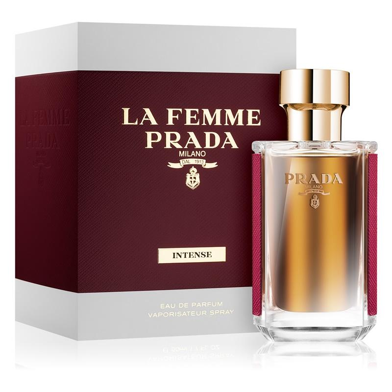 WOMENS FRAGRANCES - Prada La Femme Intense 3.4 Oz EDP For Woman