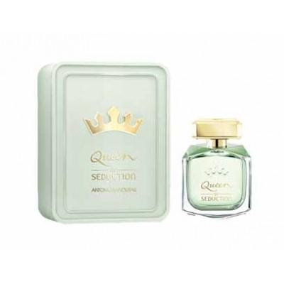 WOMENS FRAGRANCES - Queen Of Seduction 2.7 Oz EDT For Woman